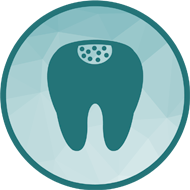 Clínica Dental Granada icono periodoncia
